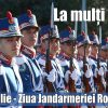 Ziua Jandarmeriei Române, 03-04-3030