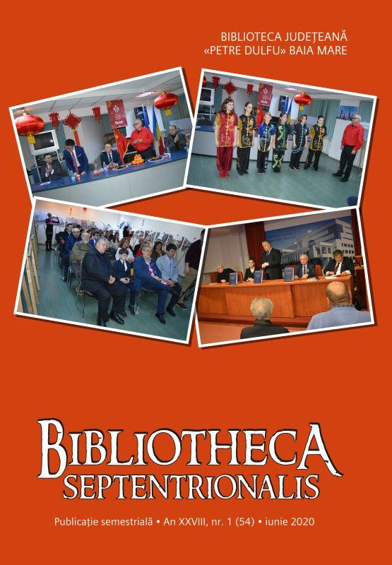 Bibliotheca Septentrionalis 54(2020)