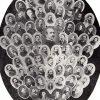Portret colectiv al membrilor Junimii în 1883